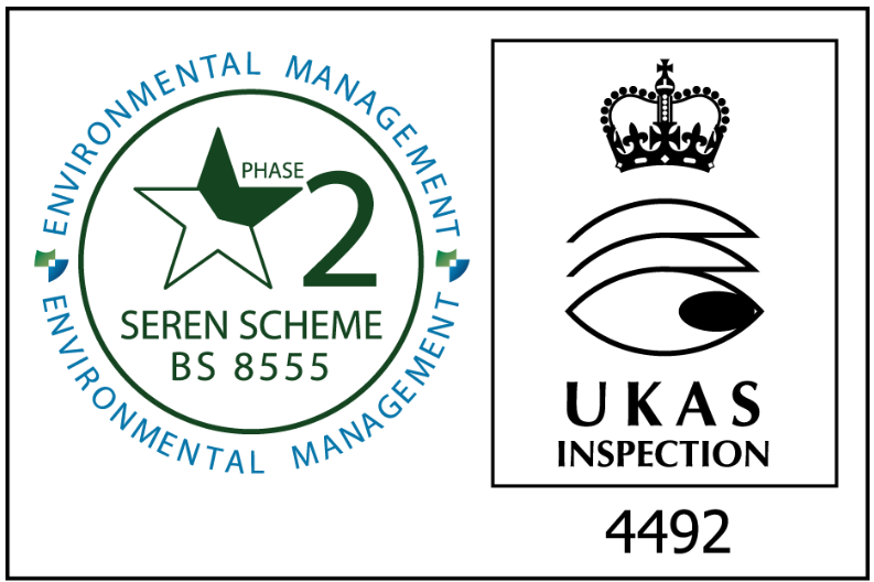 BS8 555 Phase 2 Certification